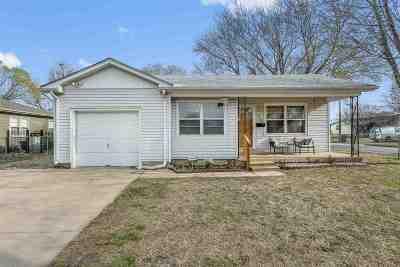 Wichita KS Single Family Home For Sale: $70,000