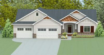 Wichita KS Single Family Home For Sale: $277,913