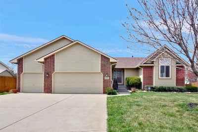 Wichita Single Family Home For Sale: 2521 N Brandon Cir