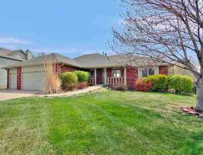 Wichita Single Family Home For Sale: 12509 W Rolling Hills St