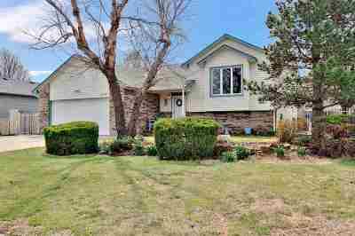 Wichita Single Family Home For Sale: 11819 W Bekemeyer Street