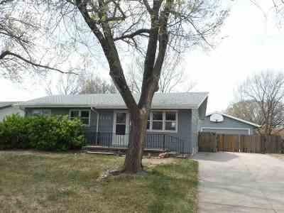 Wichita Single Family Home For Sale: 3235 S Chase