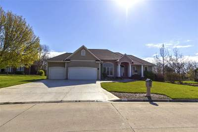 North Newton Single Family Home For Sale: 3302 Witmarsum Dr