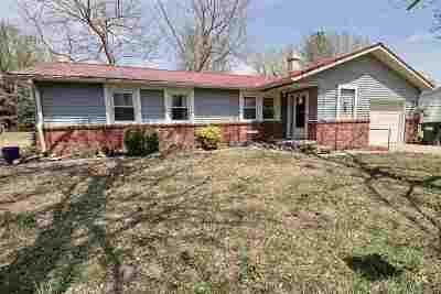 Oxford Single Family Home For Sale: 417 E Olive