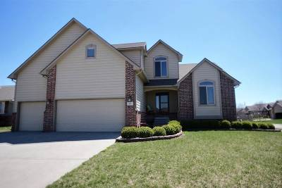 Andover Single Family Home For Sale: 607 W Point Cir