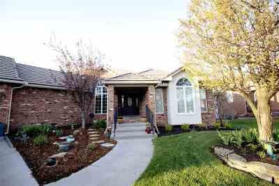 Wichita Single Family Home For Sale: 2322 Timbercreek Ct