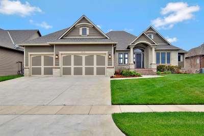 Wichita Single Family Home For Sale: 4512 W Shoreline