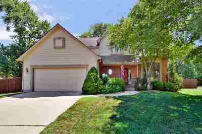 Wichita Single Family Home For Sale: 14439 E Hawthorne Ct