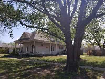 Belle Plaine Single Family Home For Sale: 423 N Main St