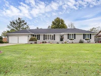 Wichita Single Family Home For Sale: 14323 E Brookline Ct.