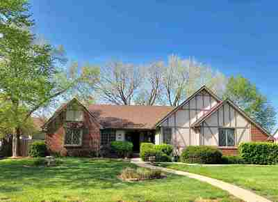 Wichita Single Family Home For Sale: 141 N Ashley Park Ct.