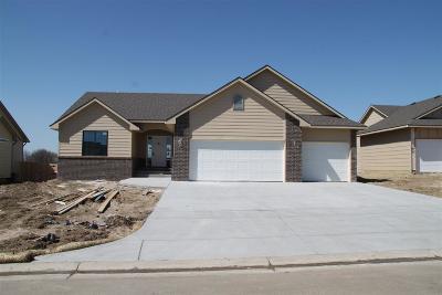 Wichita Single Family Home For Sale: 12437 E Casa Bella Ct