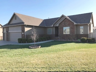 Wichita Single Family Home Contingent: 2957 N Parkdale Ct