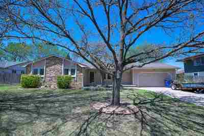 Andover KS Single Family Home For Sale: $130,000
