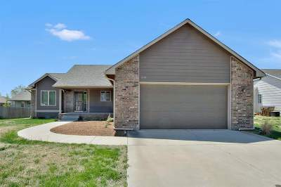 Cheney Single Family Home For Sale: 509 Aetna Dr