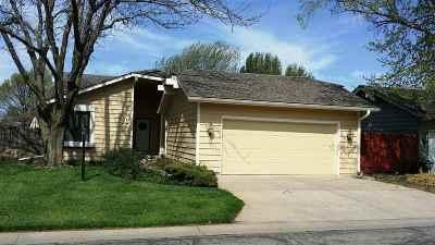 Wichita KS Single Family Home For Sale: $198,000