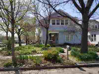 Winfield KS Single Family Home For Sale: $65,000