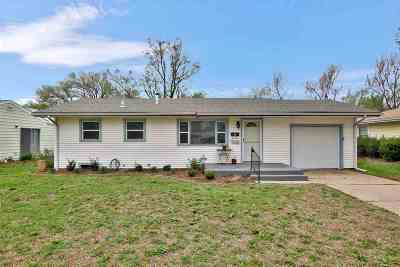 Haysville Single Family Home For Sale: 309 W 5th St