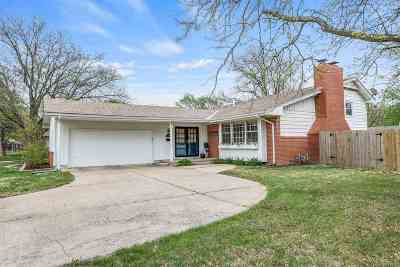 Sedgwick County Single Family Home For Sale: 6601 E Aberdeen St