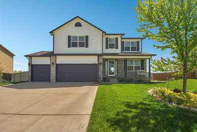 Goddard Single Family Home For Sale: 1214 N Oak