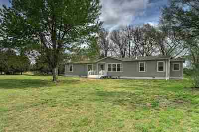 Augusta Single Family Home For Sale: 14940 SW Millcrest Acres Rd