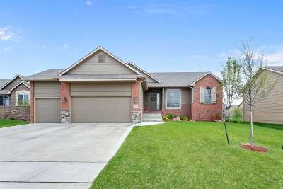 Maize Single Family Home For Sale: 4118 N Rutgers Cir