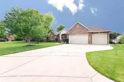 Wichita Single Family Home For Sale: 8432 W Northridge Ct