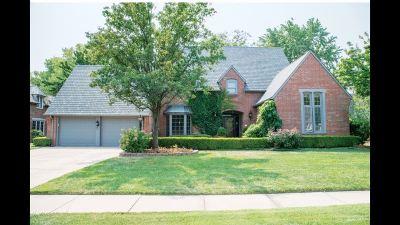 Wichita Single Family Home For Sale: 8519 E Huntington