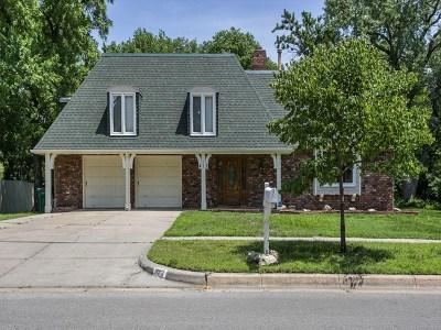 Wichita Single Family Home For Sale: 412 N Longford Ln