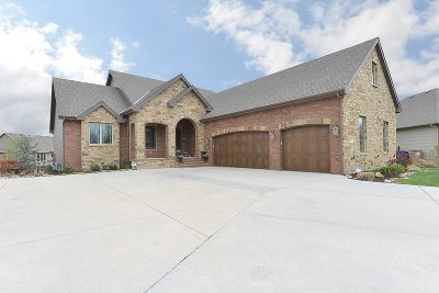 Andover KS Single Family Home For Sale: $725,000