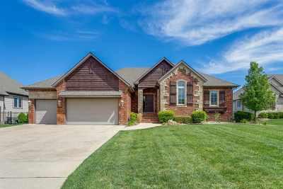 Wichita Single Family Home For Sale: 13604 E Mainsgate St