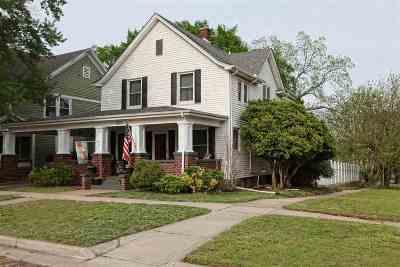 Arkansas City KS Single Family Home For Sale: $116,900