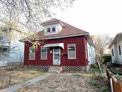 Hutchinson Single Family Home For Sale: 729 E Sherman St