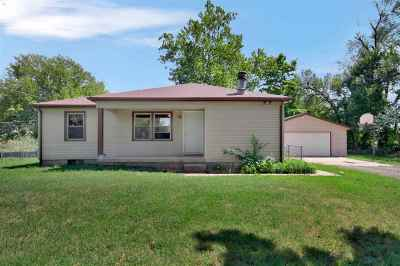 Haysville Single Family Home For Sale: 8554 S Saint Francis