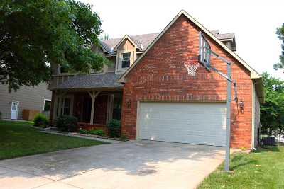 Wichita Single Family Home For Sale: 1609 N Wheatridge St