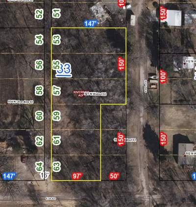 El Dorado Residential Lots & Land For Sale: 827 N Walnut St