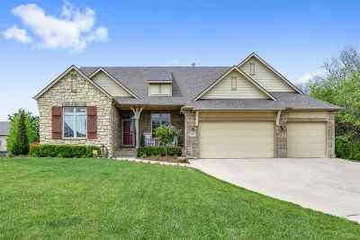 Wichita Single Family Home For Sale: 13222 E Reeds Cove St