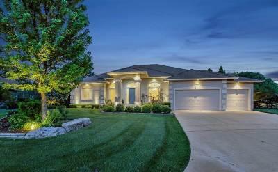 Wichita Single Family Home For Sale: 12609 E Killarney Ct