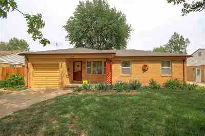 Haysville Single Family Home For Sale: 214 S Sunset Ave