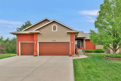Andover KS Single Family Home For Sale: $256,500