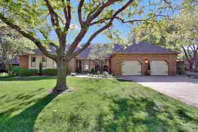 Wichita Single Family Home For Sale: 2546 N Greenleaf St