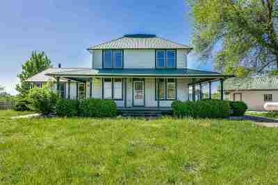 Douglass Single Family Home For Sale: 3711 SW 210th St