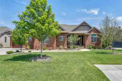 Wichita Single Family Home For Sale: 202 N City View Circle