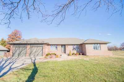 Derby Single Family Home For Sale: 3220 E 83rd St S