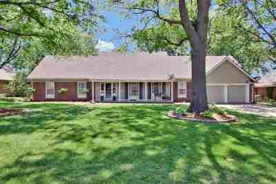 Wichita Single Family Home For Sale: 7731 E Dublin