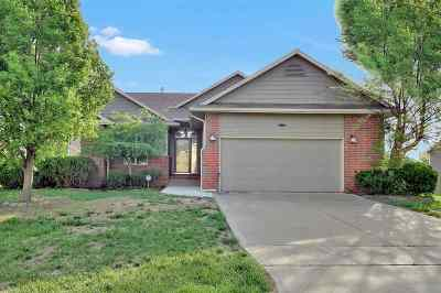Andover KS Single Family Home For Sale: $204,900