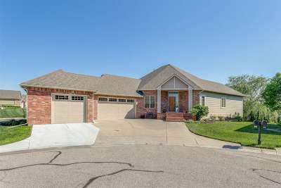 Wichita Single Family Home For Sale: 2009 N Paddock Green Ct