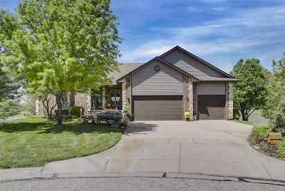 Wichita Single Family Home For Sale: 6610 W Ponderosa Cir