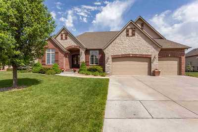 Andover KS Single Family Home For Sale: $515,000