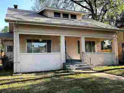 Arkansas City Single Family Home For Sale: 311 E Central Ave